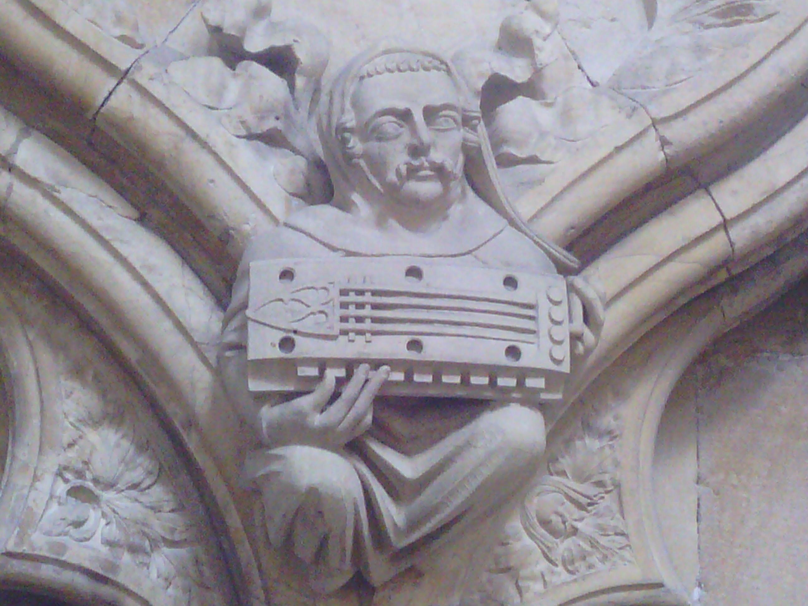 Katedra w Beverley, fot. A. Kijewska