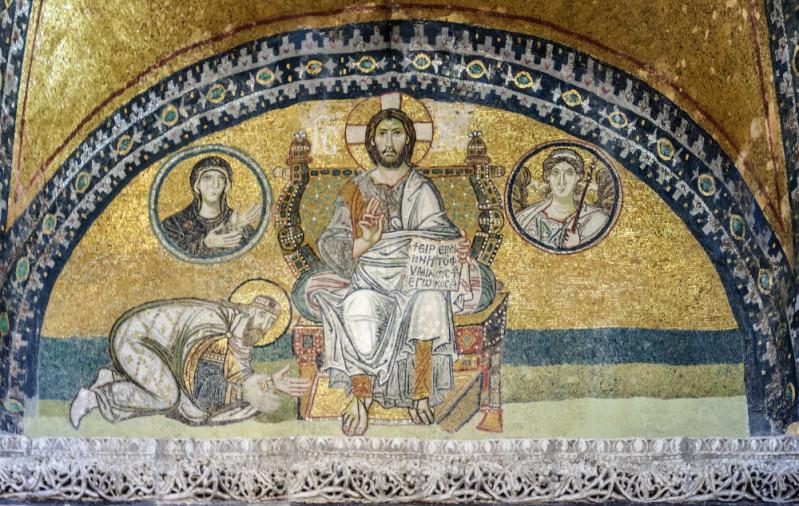 <i>Hagia Sofia</i>, Konstantynopol