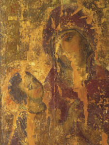 Eleousa, Chełmska ikona Matki Bożej, Muzeum Ikony Wołyńskiej, Łuck