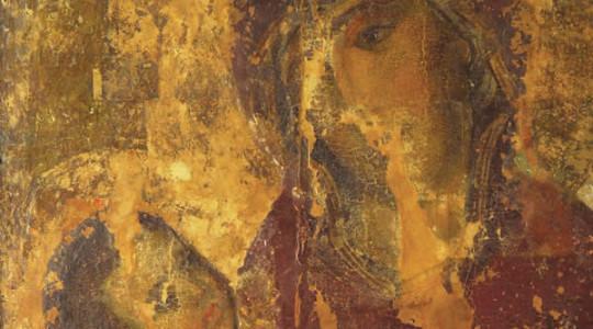 Bizantyńska ikona Matki Boskiej Chełmskiej