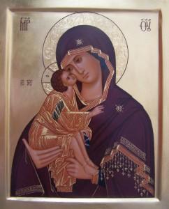 Eleousa, Dońska ikona Matki Bożej, wyk. Agnieszka Pura