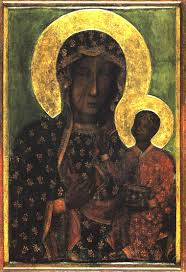 Hodegetria, Częstochowska ikona Matki Bożej, Częstochowa
