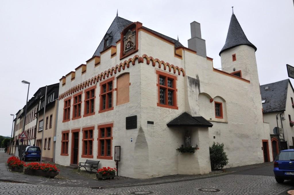 Cusanus-Geburtshaus. Stan obecny