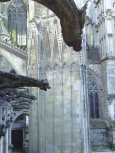 Katedra St. Gatien, fot. A. Kijewska