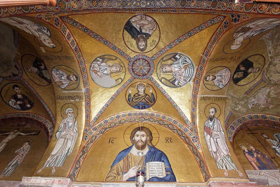 Klasztor Hosios Lukas