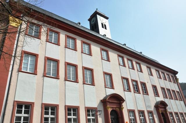 Alte Universität. Budynek z XVIII wieku
