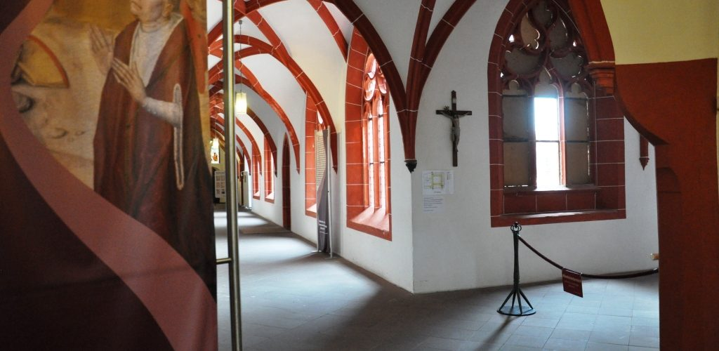 Krużganki szpitala św. Mikołaja z Bernkastel-Kues