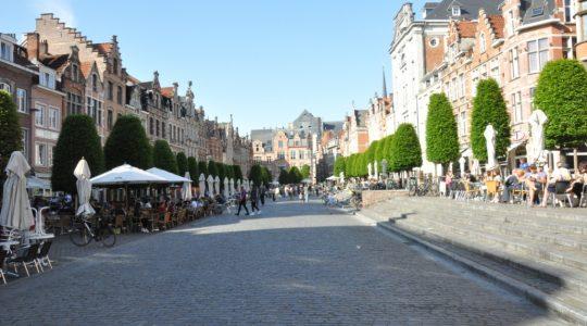 Kuzańczykowe itinerarium: Leuven