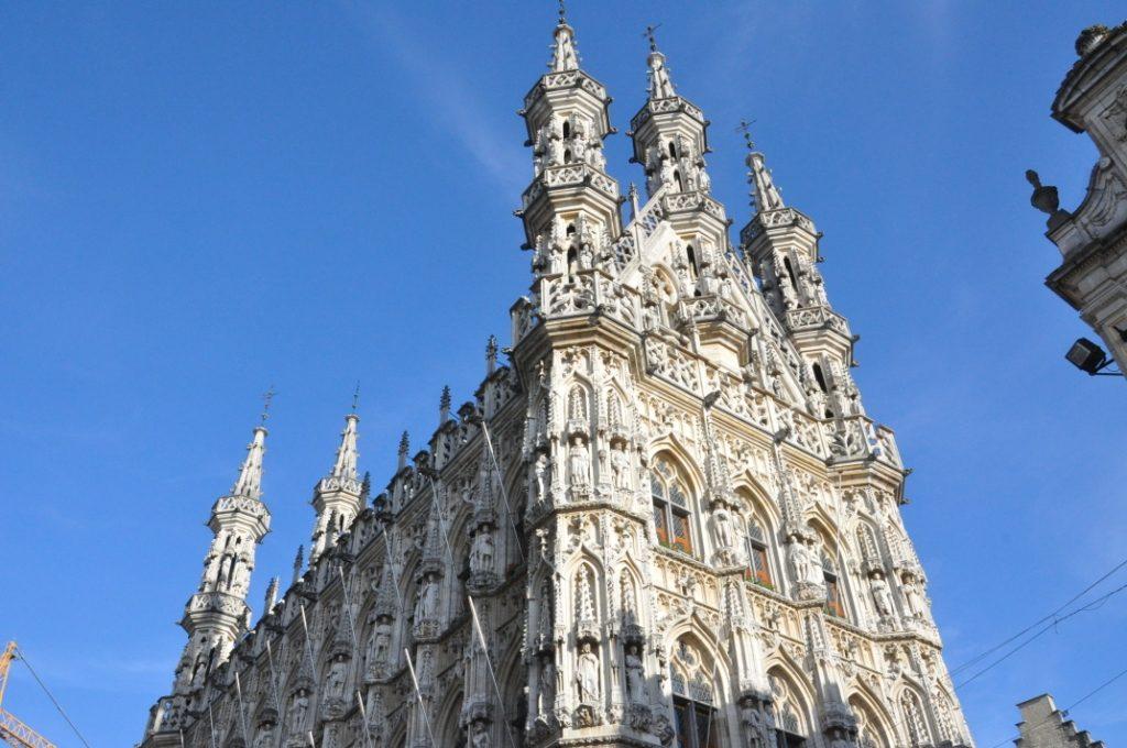 Ratusz w Leuven