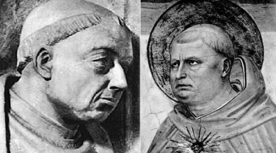 Stworzenie według Tomasza z Akwinu i Mikołaja z Kuzy