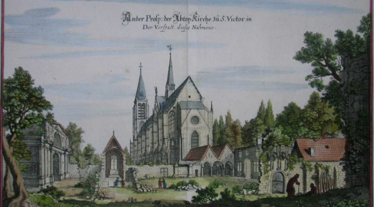 Call for Abstracts: The Parisian School of Saint-Victor in the Middle Ages: A European-wide Thought